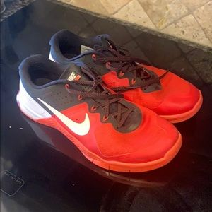 Nike Metcon 2 strength trainers - Red